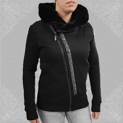 Futha - Hooded Sweat Shirt Zip (Women)