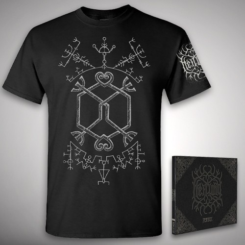 Futha bundle 2 - CD DIGIPAK + T Shirt bundle (Men)