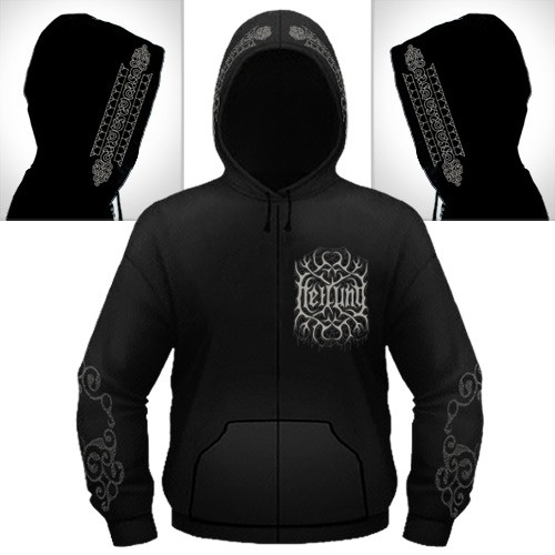 Heilung - La Tene - Hooded Sweat Shirt Zip (Men)