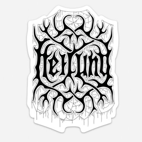 Heilung - Logo - Sticker