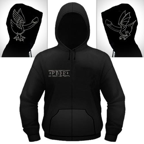 Missekatten - Hooded Sweat Shirt Zip (Men)