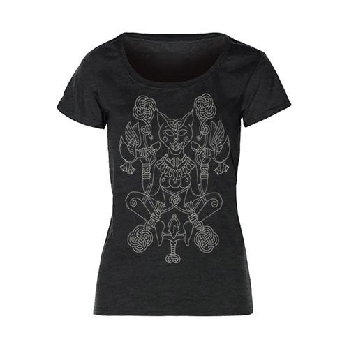 Heilung - Missekatten - T shirt (Women)