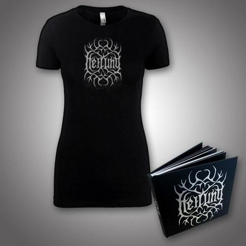 Heilung - Ofnir Deluxe Edition + Remember - CD DIGIBOOK + T Shirt Bundle (Women)