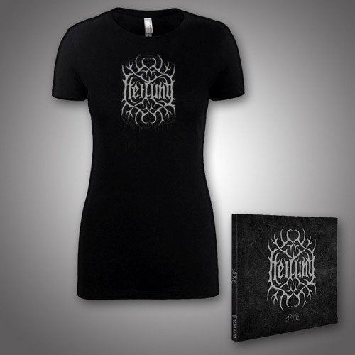 Heilung - Ofnir + Remember - CD DIGIPAK + T Shirt bundle (Women)