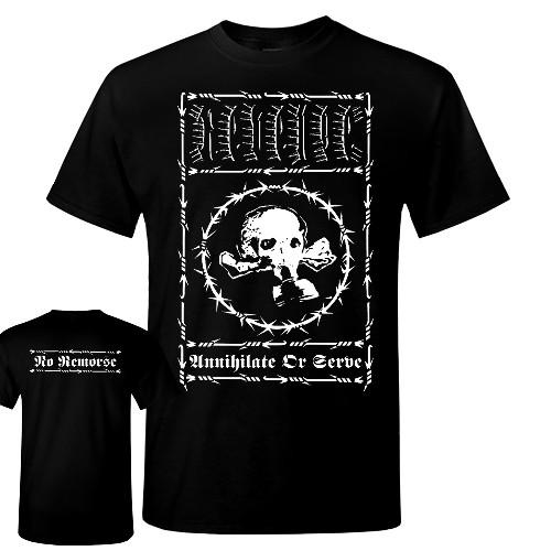 Annihilate or Serve - T shirt (Men)