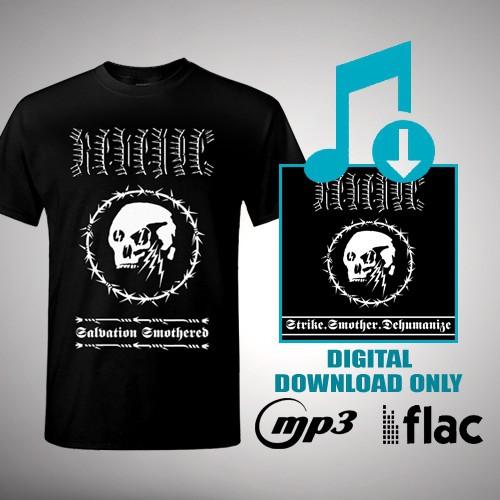 Revenge - Bundle 5 - Digital + T-shirt bundle (Men)