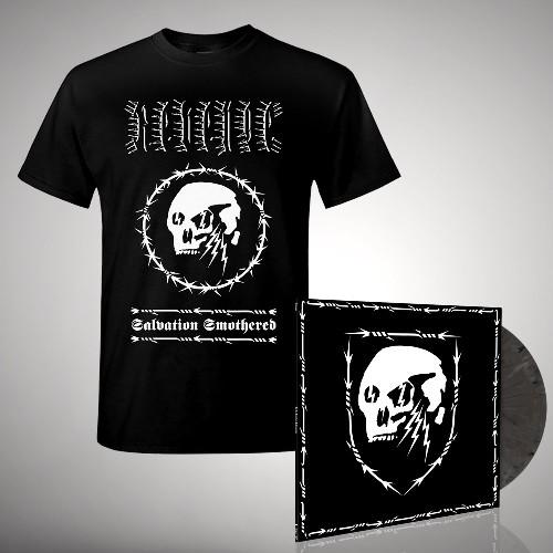 Revenge - Bundle 9 - LP Gatefold Colored + T shirt Bundle (Men)