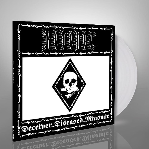 "Revenge - Deceiver.Diseased.Miasmic - 10"" + Digital"