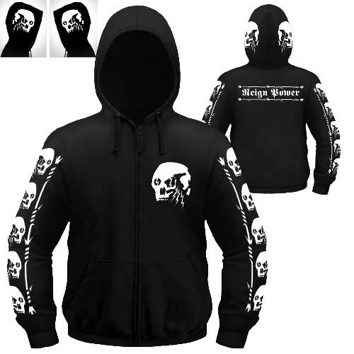 Reign Power - Hooded Sweat Shirt Zip (Men)