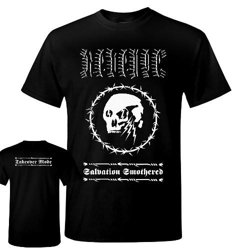 Salvation Smothered - T shirt (Men)