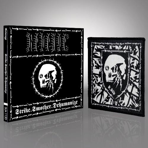 Strike.Smother.Dehumanize - CD DIGIPAK + Digital