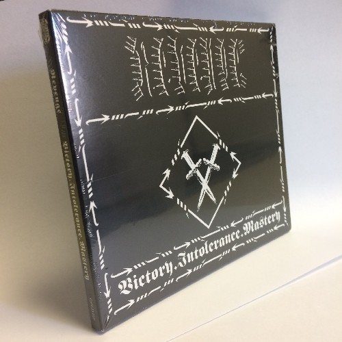 Revenge - Victory.Intolerance.Mastery - CD DIGIPAK