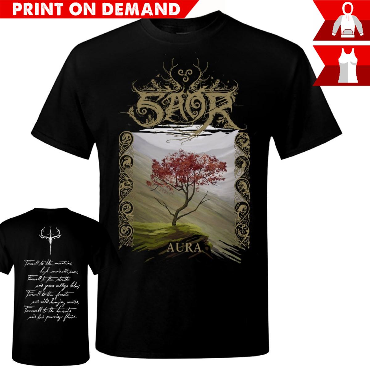 Aura - Print on demand