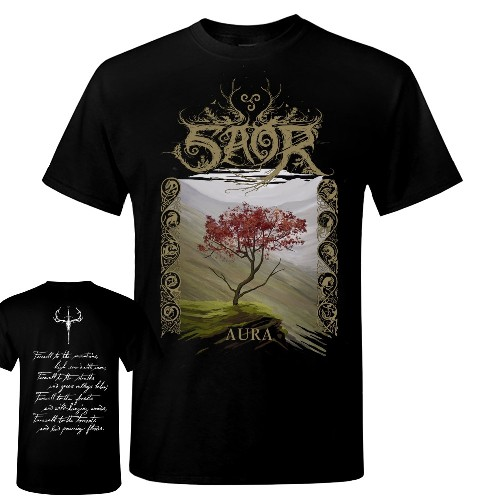 Aura - T shirt (Men)