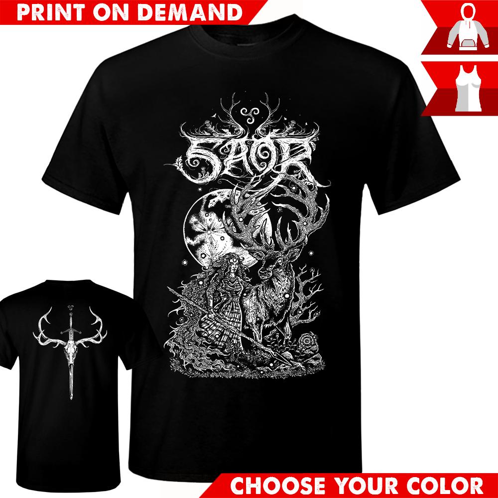 Saor - Deer - Print on demand